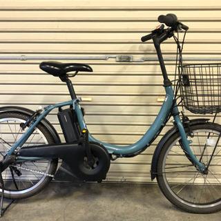 電動自転車☆ブリヂストン アシスタユニ 高年式 20インチ☆ - 売ります・あげます
