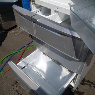 TOSHIBA 東芝 冷蔵庫 冷凍庫 自動タッチオープンドア 415L − 北海道