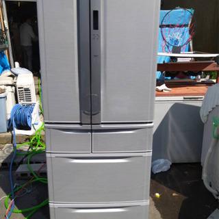 TOSHIBA 東芝 冷蔵庫 冷凍庫 自動タッチオープンドア 415Lの画像