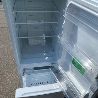 極美品 ヤマダ電機 冷蔵庫 156L 2020年 2ドア 大容量 ボトムフリーザ ホワイト YRZ-F15G1  - 函館市