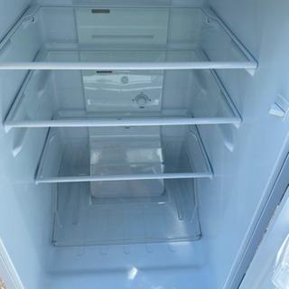 極美品 ヤマダ電機 冷蔵庫 156L 2020年 2ドア 大容量 ボトムフリーザ ホワイト YRZ-F15G1  - 売ります・あげます
