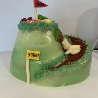 パーティーデコレーションケーキ卒業制作