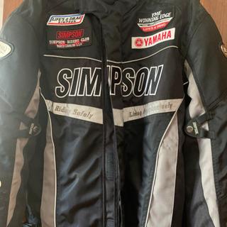 シンプソン SIMPSON ヤマハ コラボ バイクジャケット