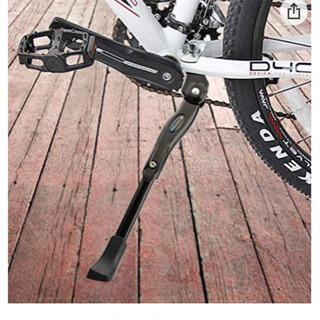 自転車キックスタンド アルミ合金製