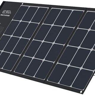 120Wソーラーパネル ソーラーチャージャー 太陽光パネル…