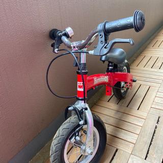 へんしんバイクS バランスバイク