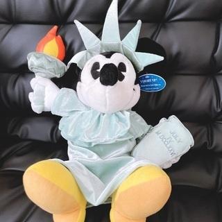 【トーチ点灯機能付き】ミニーマウス 自由の女神 (N.Y.ショッ...