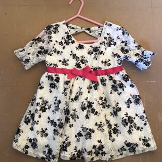 美品 1歳ドレス