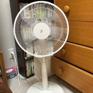 値下げ! 新品同様の扇風機