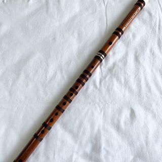 【ネット決済・配送可】(新品)中国笛子C調 王建宏笛簫WAC0120