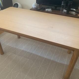 無印のミドルテーブルの画像