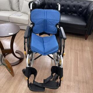 車椅子 自走式 松永製作所 ネクストコアシリーズ ブルー色 定価...
