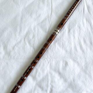 【ネット決済・配送可】(新品)中国笛子C調 董雪華笛簫DBC0220