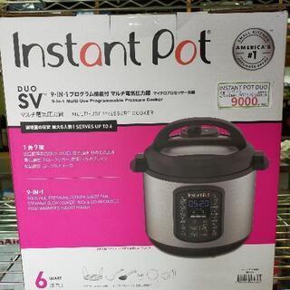 インスタントポットDUO 圧力鍋 C2105196