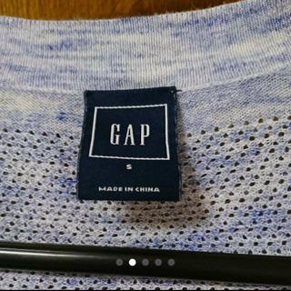 しばらく激安大特価 GAP カーディガン - 服/ファッション