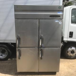 ホシザキ 4面 冷凍冷蔵庫 2凍2蔵 HRF-120SFVT3 ...