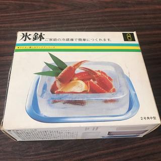 涼しげな氷の器を作成できる製氷キットです♪氷鉢 素麺やお刺身に