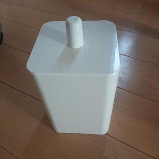 無印良品 トイレポット ゴミ箱 サニタリーポット
