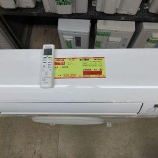 K02334 ダイキン 中古エアコン 主に6畳用 冷2.2kw/...