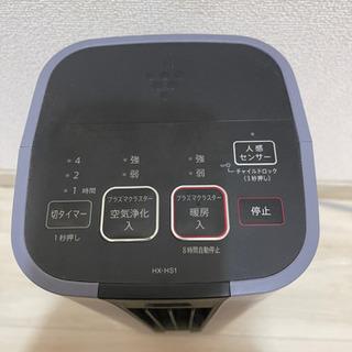 小型暖房器具(セラミックファンヒーター) - 福岡市