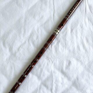 【ネット決済・配送可】(新品)中国笛子C調 董雪華C調DBC0120