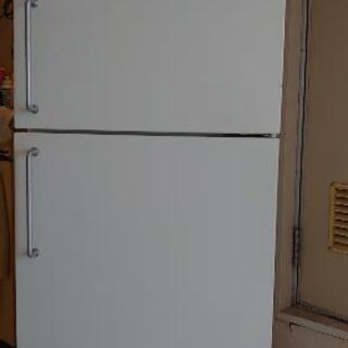 【6月末まで!】無印良品2ドア冷蔵庫 500円