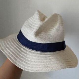 夏の麦わら帽子☆レディース美品