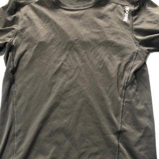 Reebok  Tシャツ 黒 サイズM
