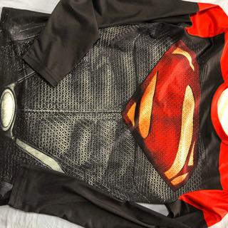 スーパーマンTシャツ サイズM