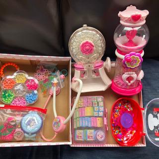 ☆アクセサリー作りのおもちゃセット☆