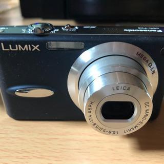 デジカメ Panasonic DMC-FX8をお譲りしか