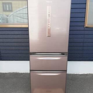 【061107】冷凍冷蔵庫 パナソニック NR-C32EM-T形...