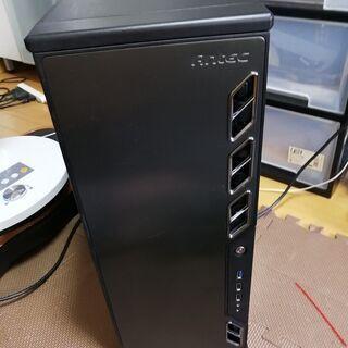 デスクトップパソコン フルタワー 中古品 動作確認済 ジャンク扱い − 兵庫県