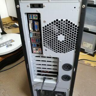 デスクトップパソコン フルタワー 中古品 動作確認済 ジャンク扱い - 売ります・あげます