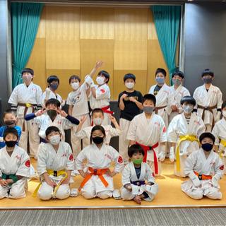 春日井市空手道場           ルネック勝川7Fにオープン!
