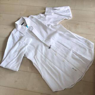 トゥモローランド白 ドレスシャツ TOMORROWLAND