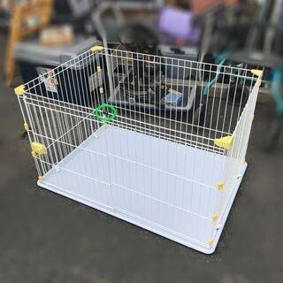 DCM システムサークル L STS-1200DC【自社配送は札幌市内限定】ペットケージ ペット用品 犬 小犬 ウサギの画像