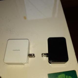 コンセント型USB 差し込み4つ