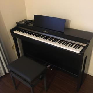 【ネット決済】【値下げしました】電子ピアノCN27