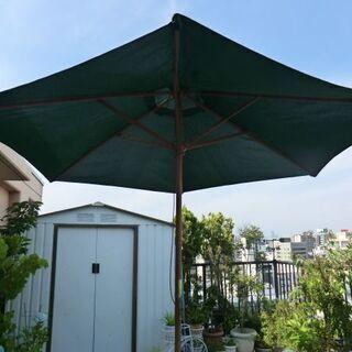 ガーデンパラソル  直径270cm - 大阪市