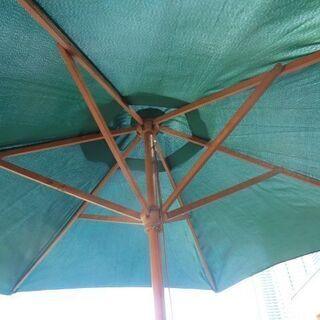 ガーデンパラソル  直径270cm - その他