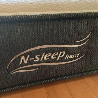 中古 二トリ セミダブル N-sleep