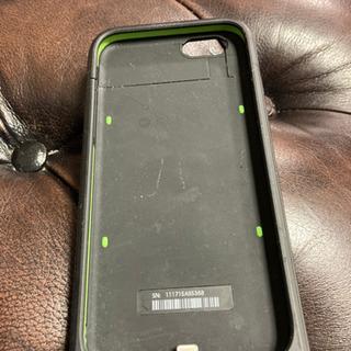 iPhone6 バッテリー内蔵ケース