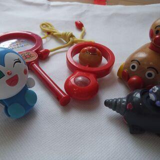 アンパンマン おもちゃ 5個