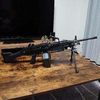A&K M249MINIMI MK2 フルメタル電動ガン