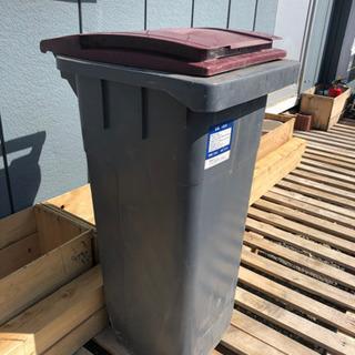 イタリア製のゴミストッカー アメリカン 大型ゴミ箱 ゴミストッカー