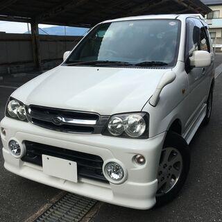 【ネット決済】H18 テリオスキッド ターボ 62000km 車...