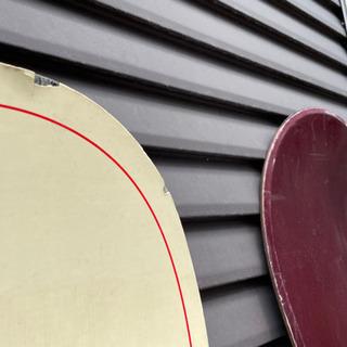 《本日中^_^》スノーボード板のみ 2枚セットで − 愛知県