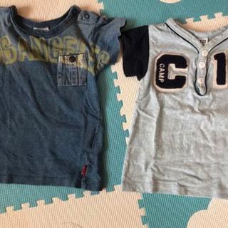 【BREEZE】Tシャツ 2枚組(90)