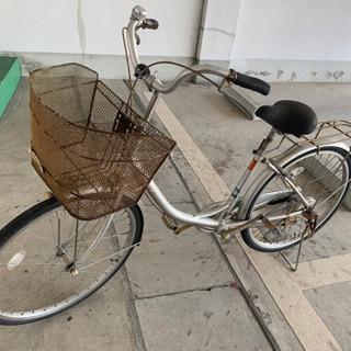 【ネット決済】自転車 ママチャリ